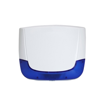 Picture of WL Lumina8, External Siren/Strobe Blue 2way 433MHz