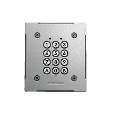 Picture of Flush Mount AIPHONE Keypad 12-24 VAC/DC