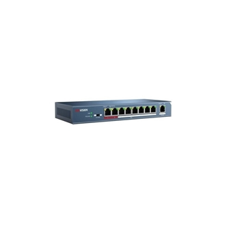 Picture of Hikvision 8 Port Unmanaged POE Network Switch