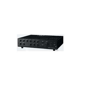 Picture of TOA 60 Watt Amplifier 2 Zones 6 Mic, 3 Aux Inputs
