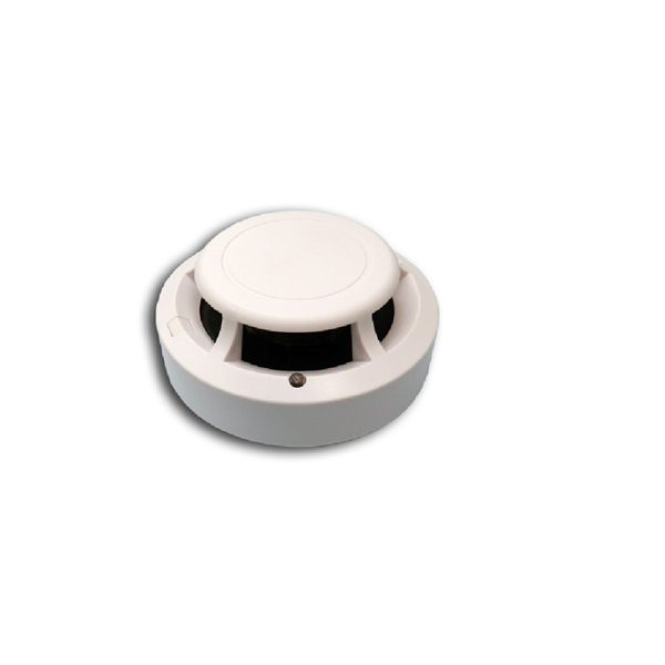 Picture of 12vdc Smoke Detector with Siren and Rest