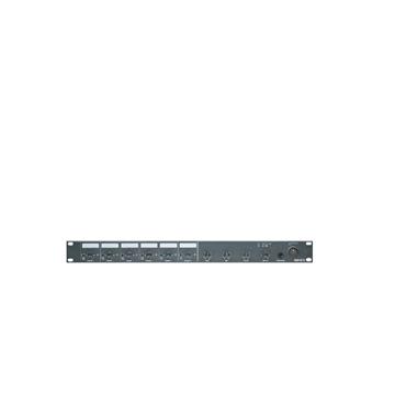 Picture of AMO Mixer6 dual bal mic/line inputs. 240VAC1RU