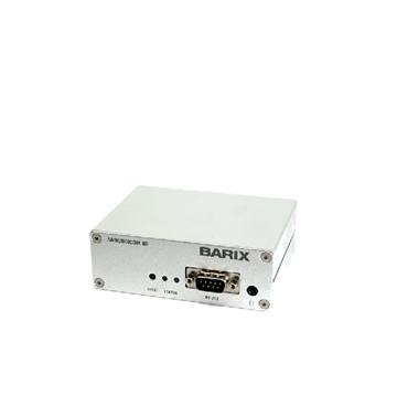 Picture of Barix network audio encoder/decoder, PoE.