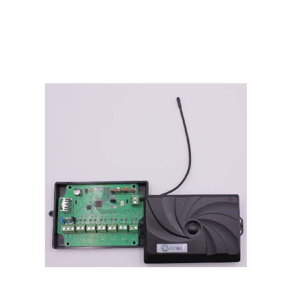 Picture of CS8202 6 Channel  RF Receiver, Wiegand indoor only