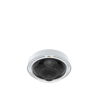 Picture of 8 MP, 360° multidirectional camera, one IP address