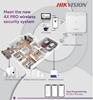 Picture of Hikvision Wireless Alarm Kit with 1-Pir/Reed/FOB